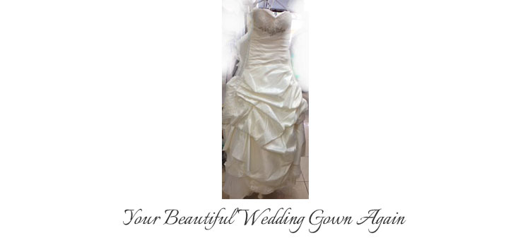 Wedding gowns preservation melbourne wedding gown dry for Dry cleaners wedding dress preservation